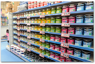 DIY, Painting And Decorating Supplies