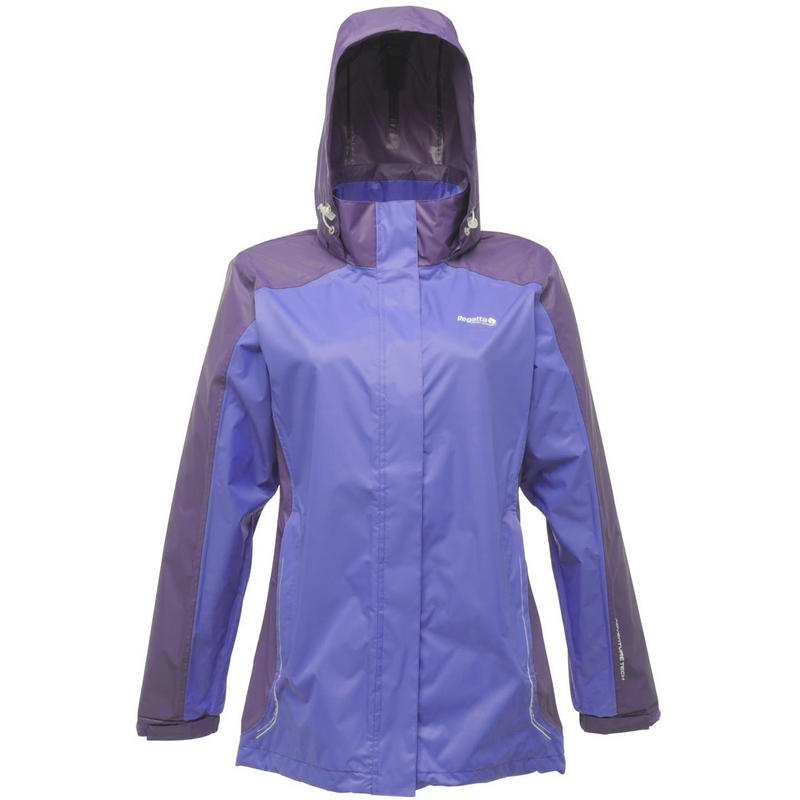 Women s Maywell waterproof jacket With taped seams and mesh lined