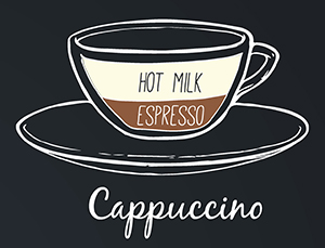 """""""cappuccino"""""""
