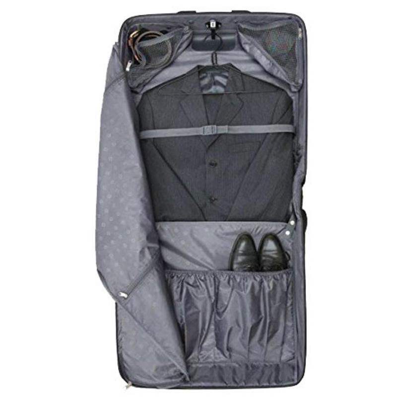 Wenger Black Garment Suit Carrier Buisness Trolley Bag New ...