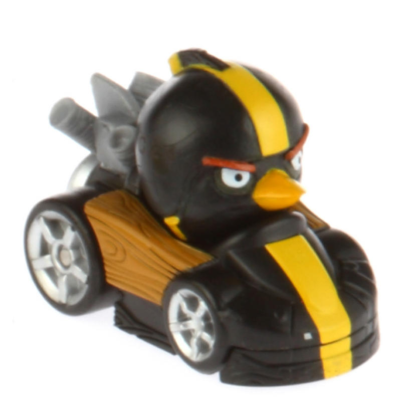 Angry Birds Go Toys : Angry birds go telepods bomb big bang black bird kart