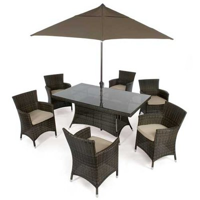 Wickerrattanbistro porch richard parks furniture maine for Low maintenance outdoor furniture