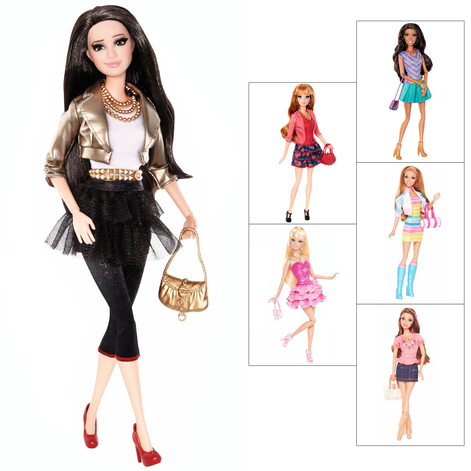 Uncategorized Barbie Raquelle barbie life in the dreamhouse doll 2 outfits teresa nikki summer midge raquelle