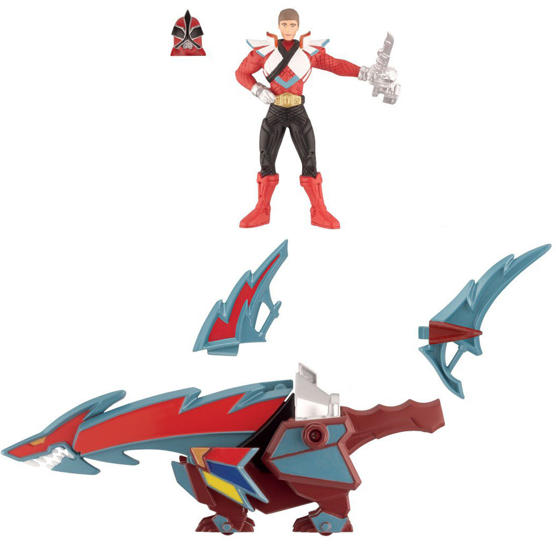 Power Rangers Super Samurai Jayden/Red Or Antonio/Gold