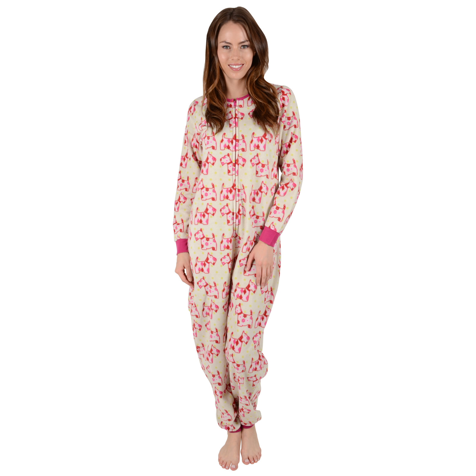 Staying in bed? That's the perfect time to wear your loudest, proudest Lady Pajamas. Our extensive collection of Lady Pajamas in a wide variety of styles allow you to wear your passion around the house.