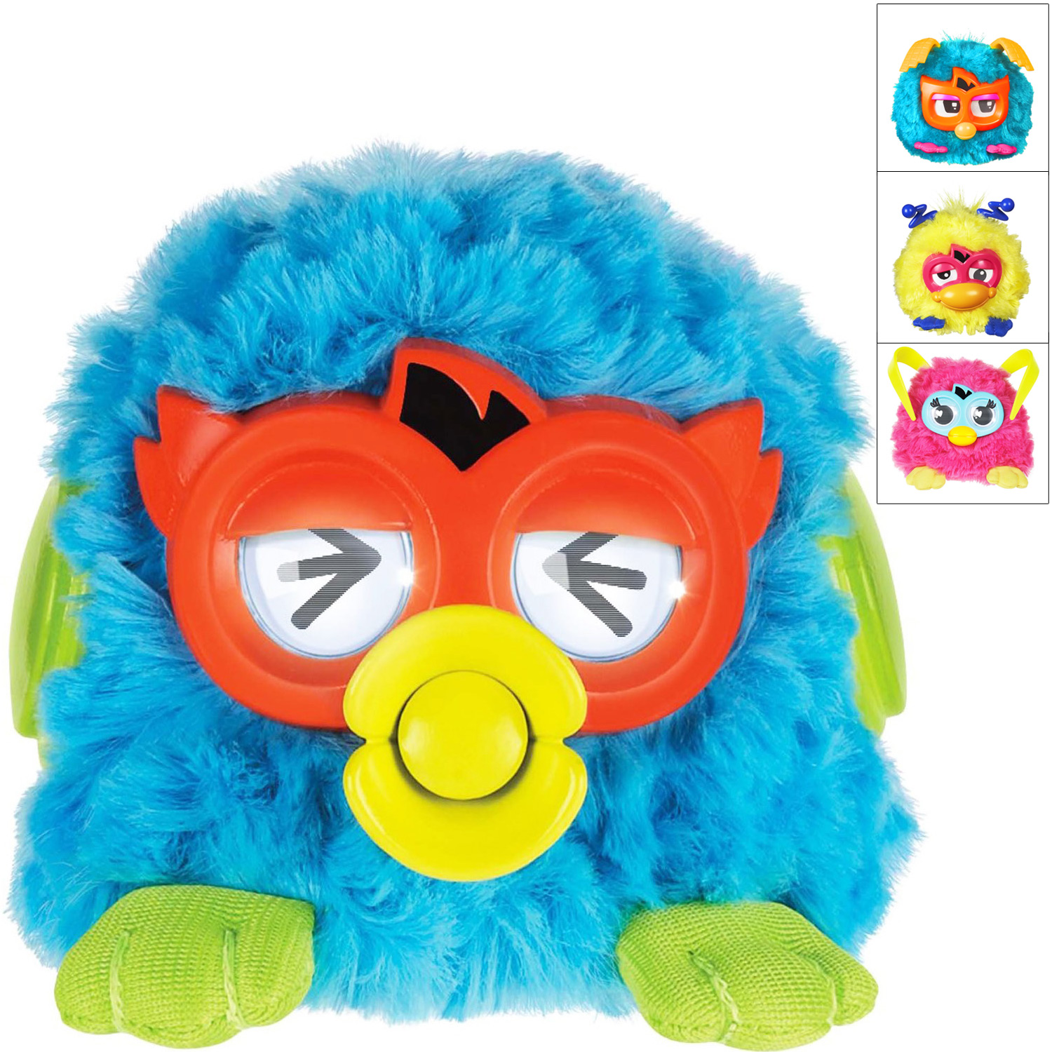 a description of a furby as an interactive pet Download furby and enjoy it on your iphone, ipad, and ipod touch   description  for additional interactive furby fun, use this furby app to  virtually feed.