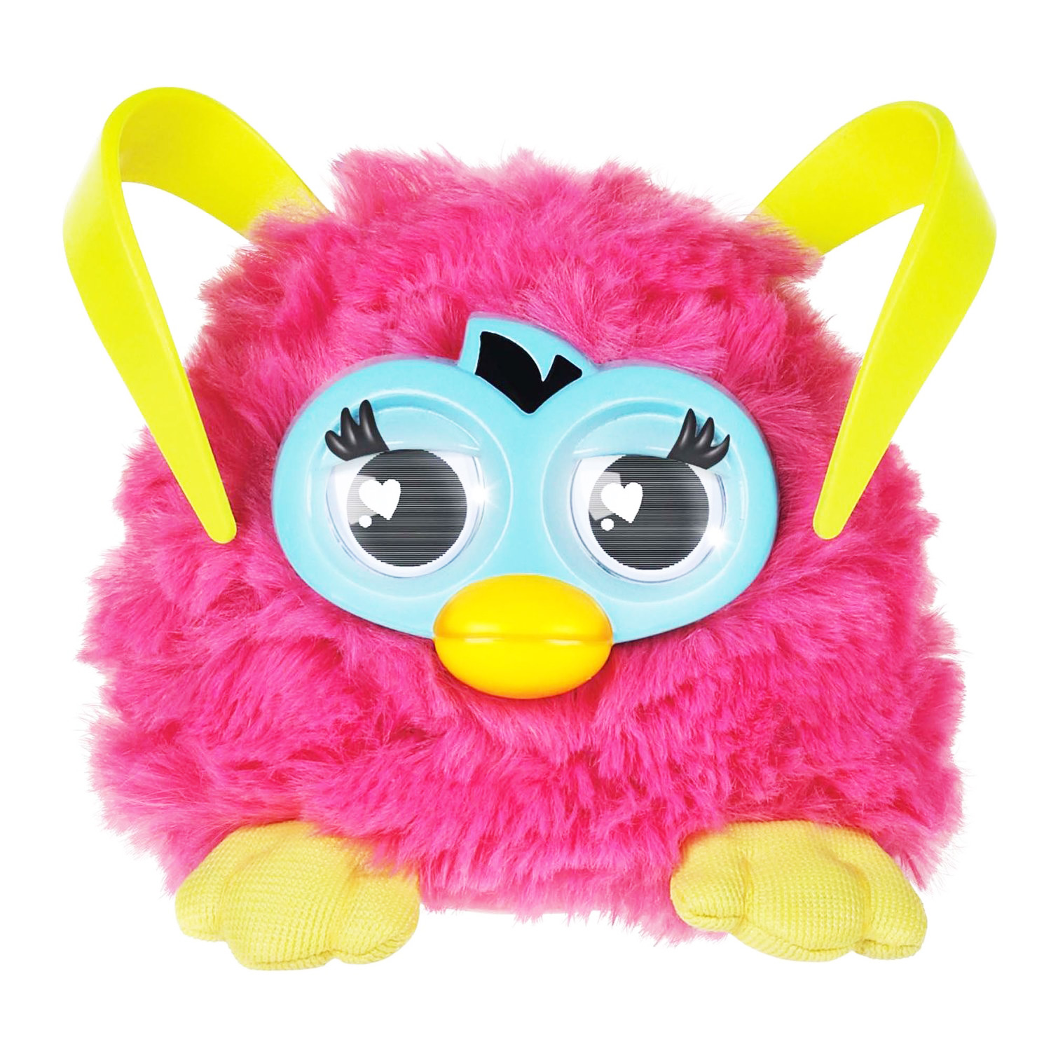 furby party rockers interactive furry electronic toy pet