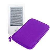 View Item Durable EVA Case/Pouch w/ Inner Felt Lining For BeBook Club, Neo & One eReader