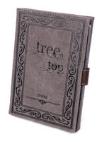 View Item Canvas &quot;Tree Top&quot; Book Style Kindle Case (For New Amazon Kindle 4)