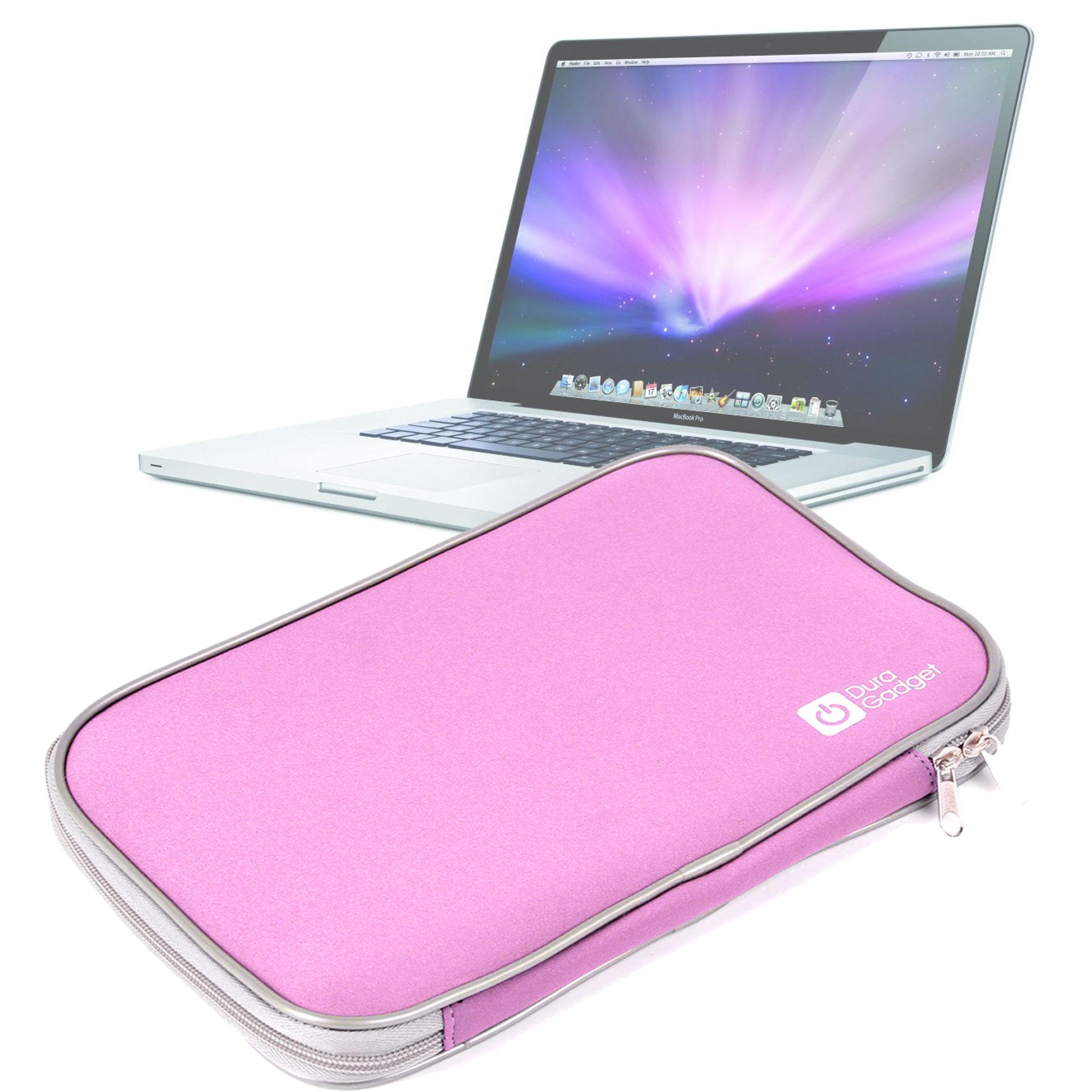 Waterproof Pink laptop Case For Apple 17-inch MacBook Pro ...