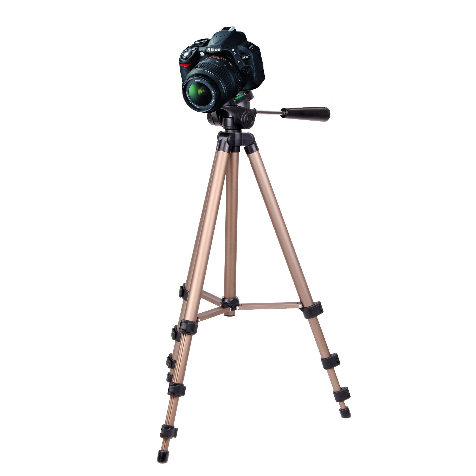 Fully Adjustable Portable Camera Tripod Suits Nikon D7000 ...