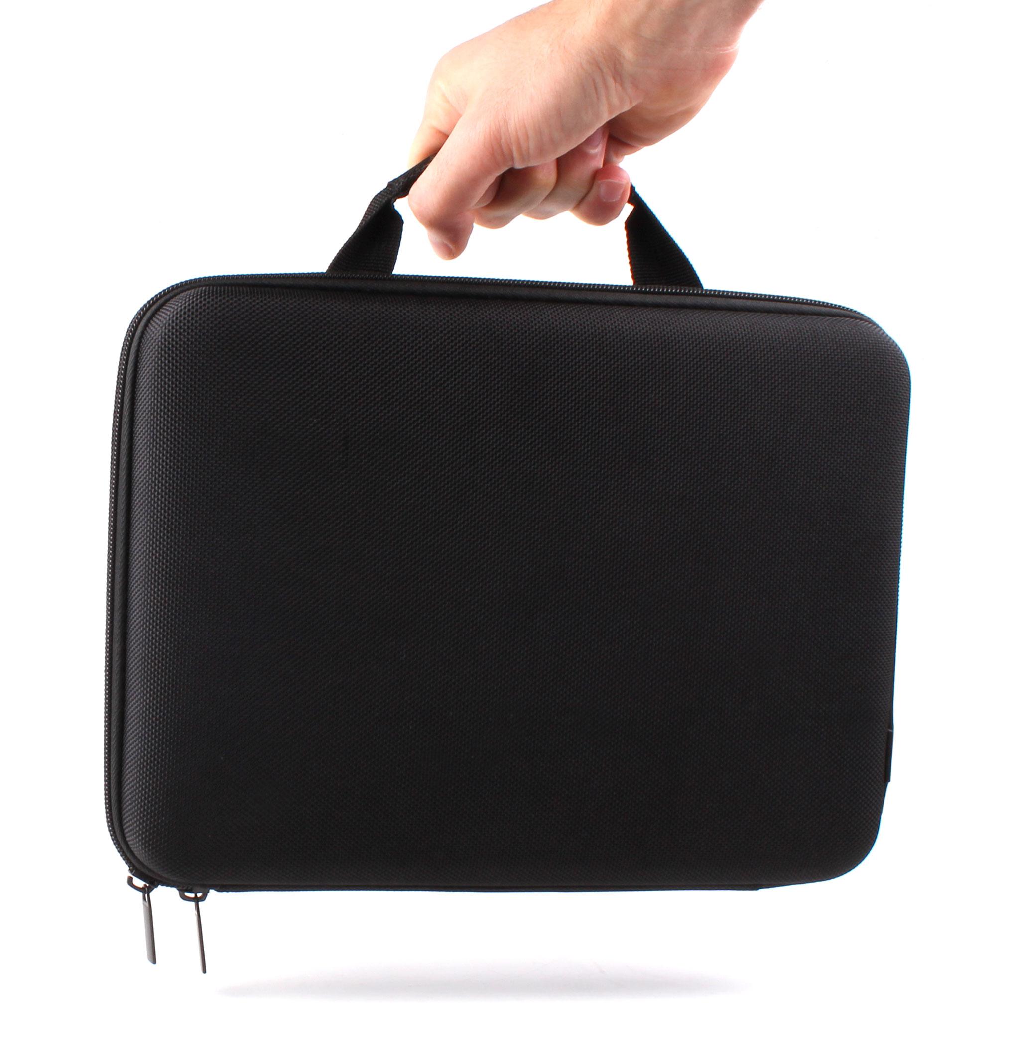 Sacoche rigide poign e de transport pour tablettes hp - Sacoche tablette 10 pouces ...