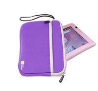 View Item DURAGADGET Water Resistant Purple 7&quot; Case For Childrens Tablet With Extra Pocket