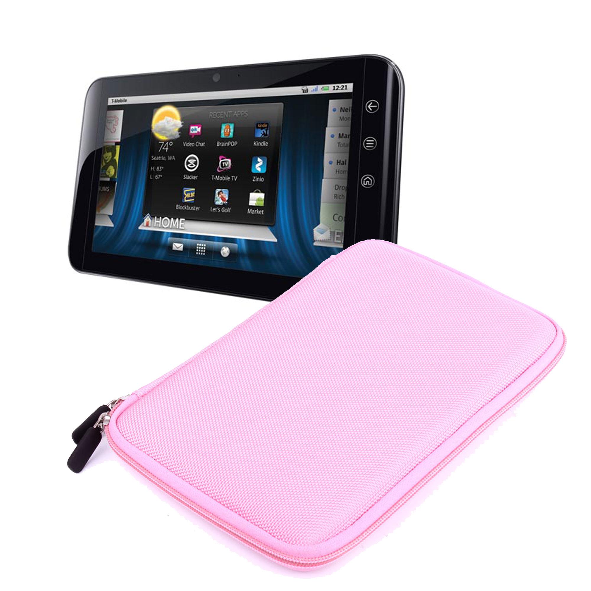 tui sac housse de protection rose pour la tablette dell streak 7 ebay. Black Bedroom Furniture Sets. Home Design Ideas