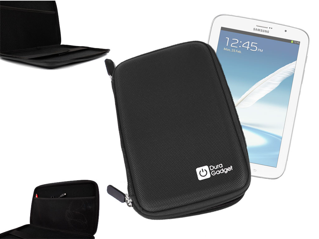 hard black eva case for samsung galaxy note 8 0 n5100 3g. Black Bedroom Furniture Sets. Home Design Ideas
