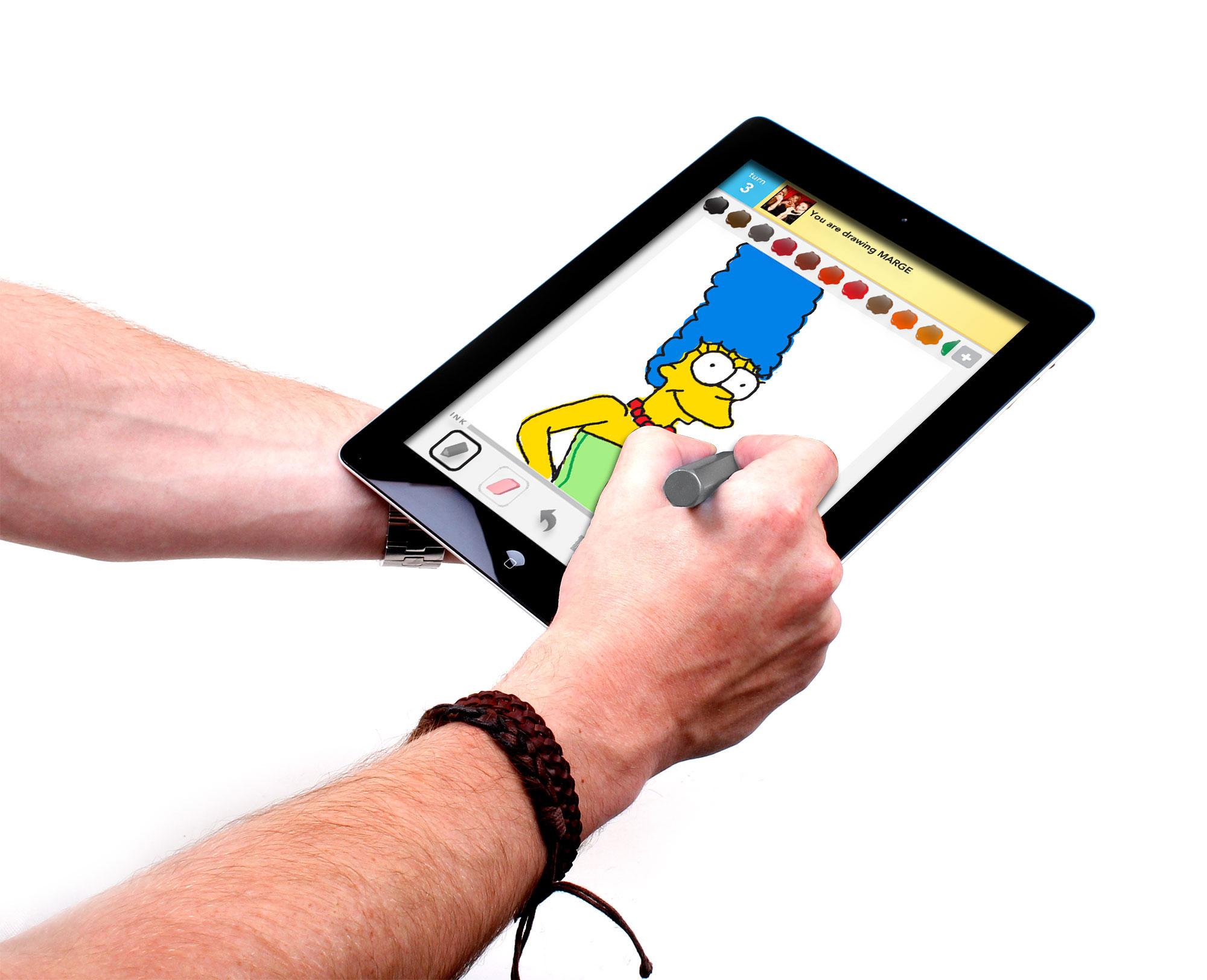 itm Stylet gris pour ecran de tablette tactile Archos ChefPad  pouces Android