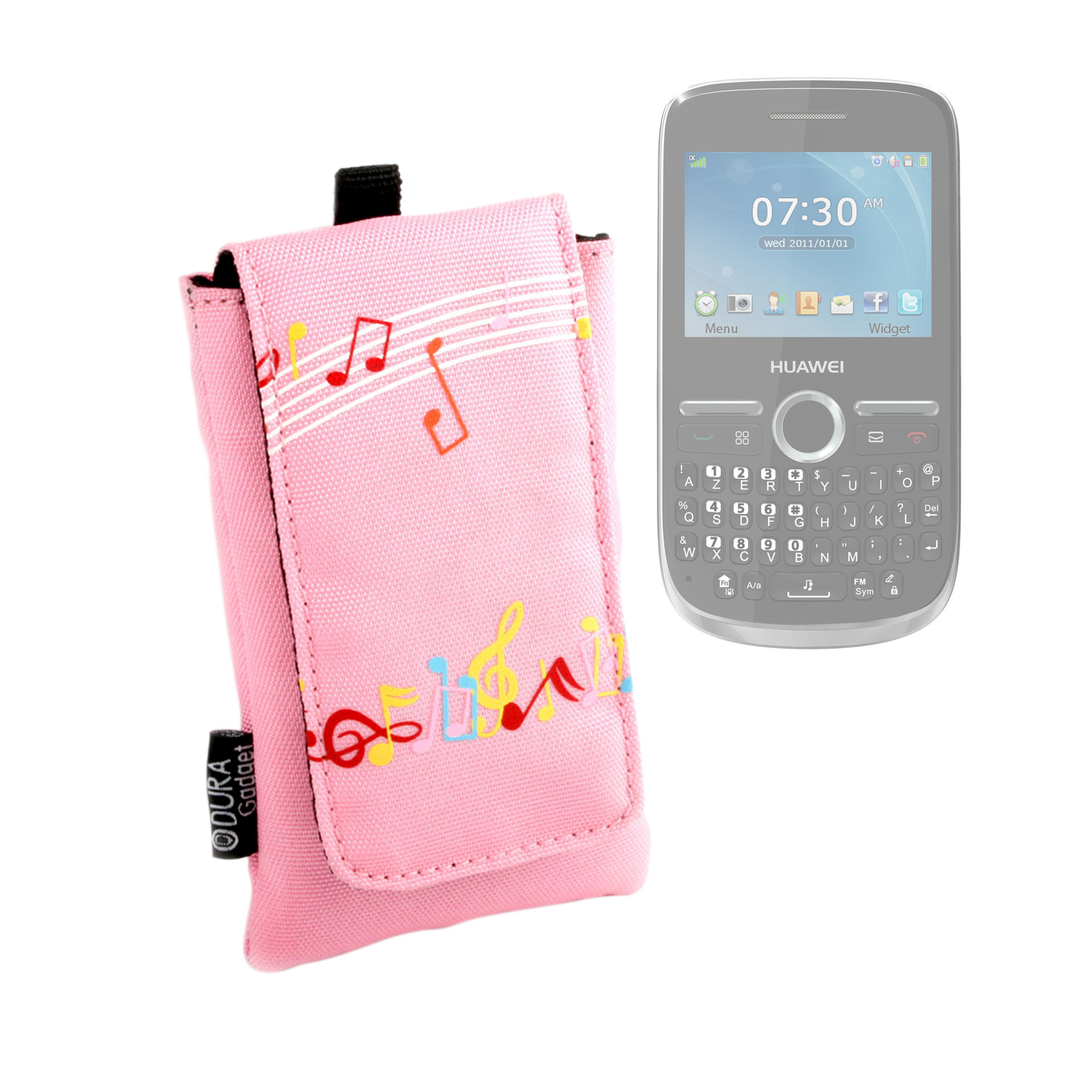 housse pochette tui rose pour t l phone portable smartphone huawei g6608 ebay. Black Bedroom Furniture Sets. Home Design Ideas