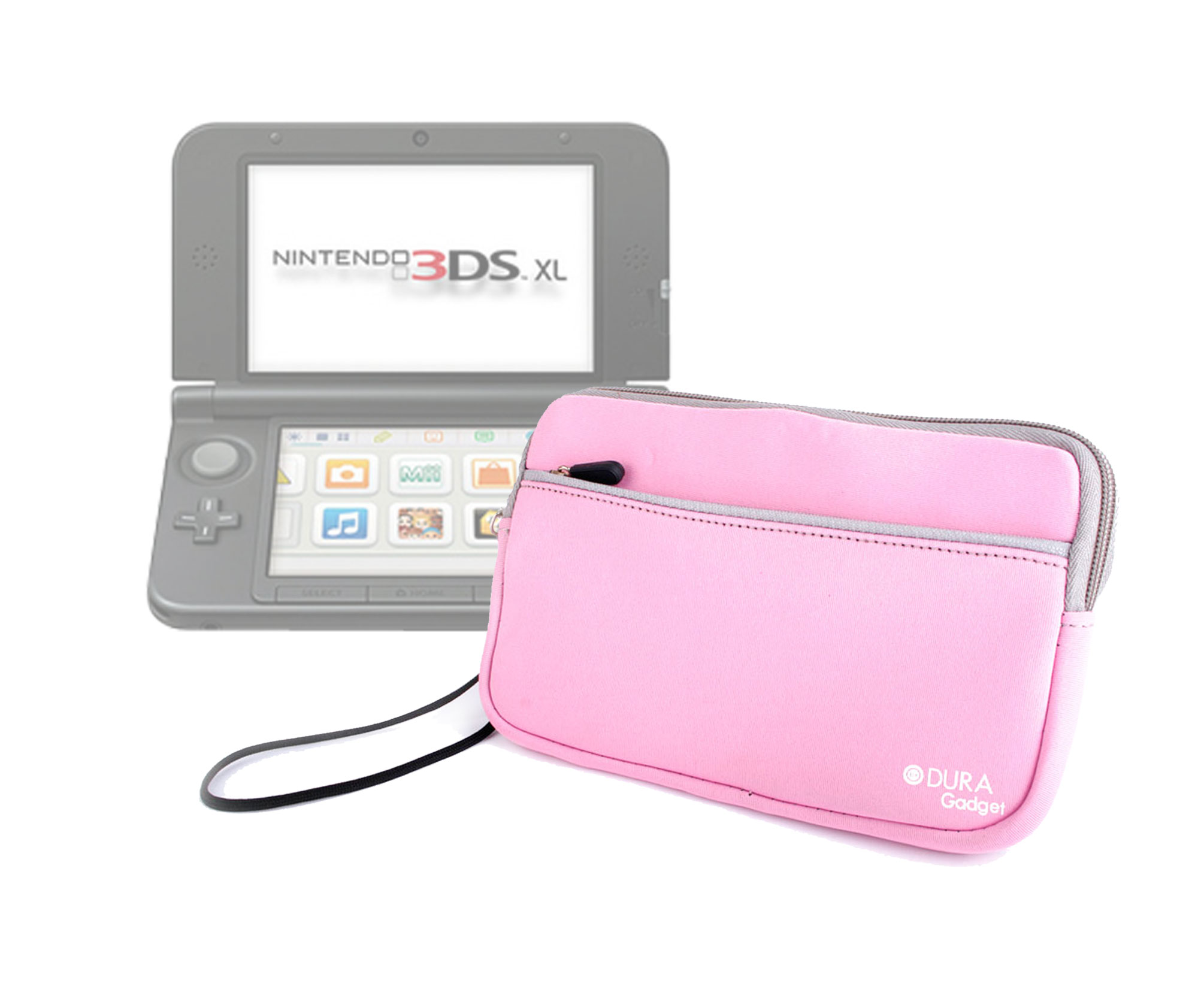 Housse nintendo 3ds xl for Housse 2ds pokemon