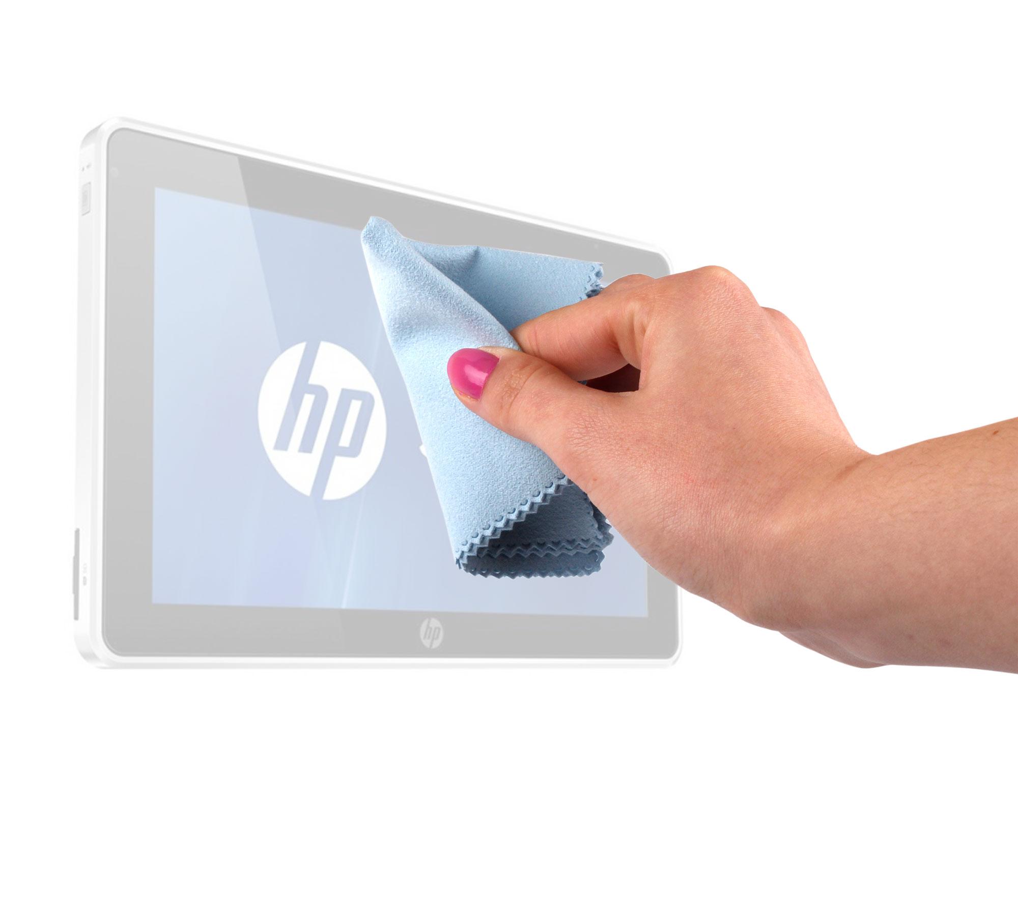 chiffon microfibre pour cran de tablette ordinateur. Black Bedroom Furniture Sets. Home Design Ideas