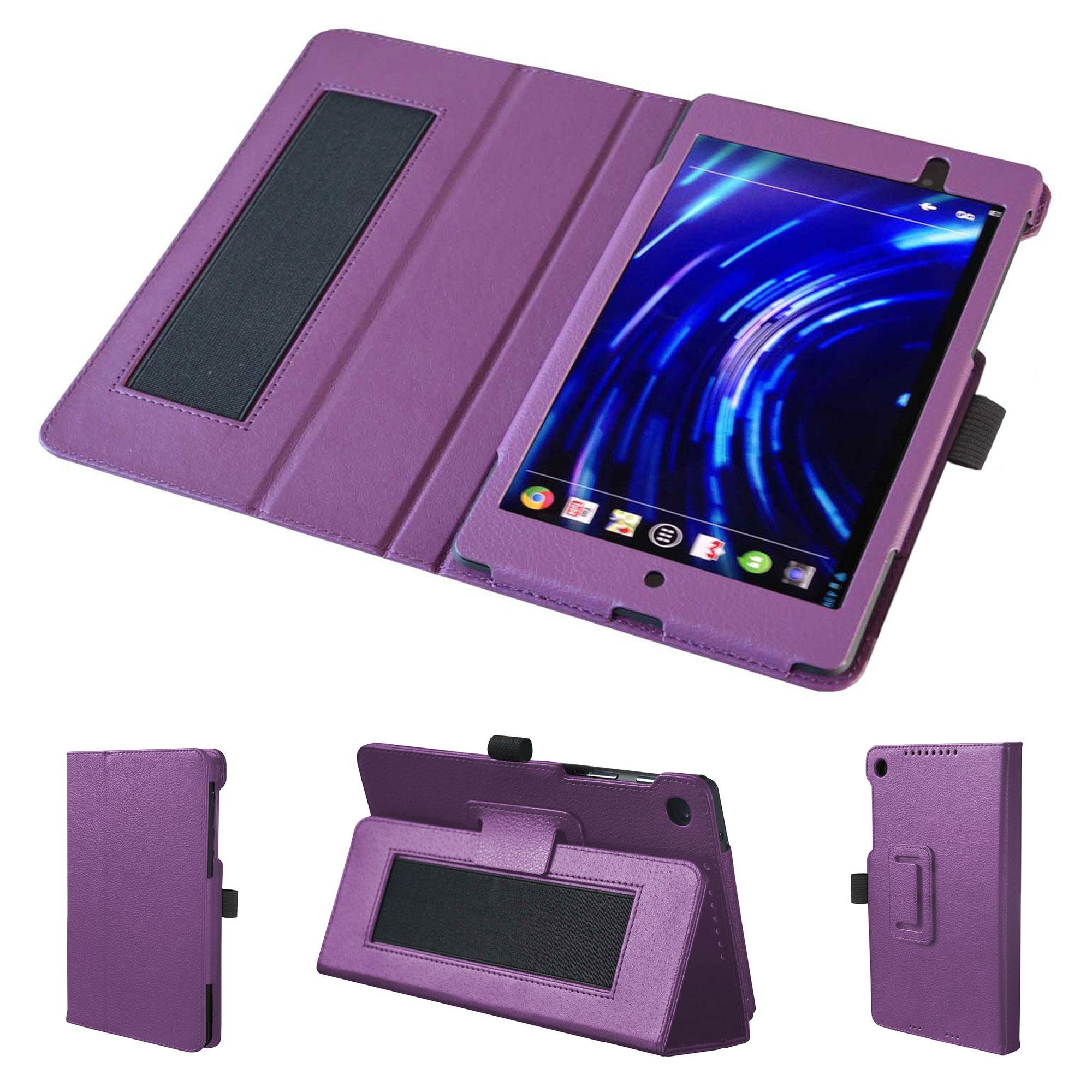 duragadgetfr Etui violet pour tablette Android Google Nexus 7 2 / 7