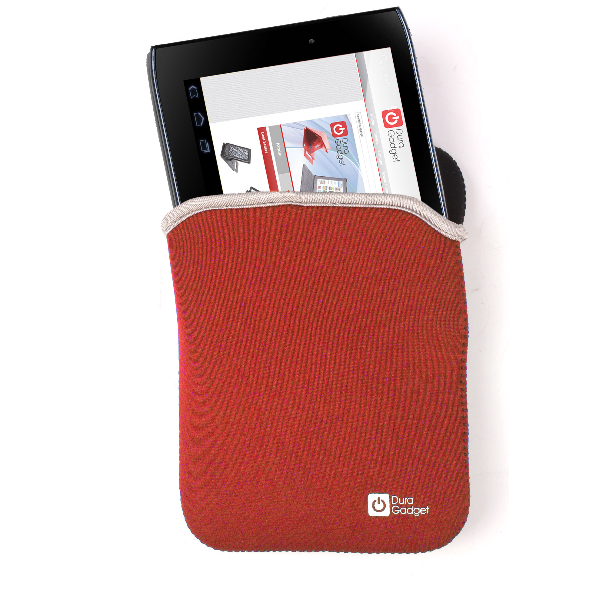 Housse tui pour acer iconia tab a100 r versible n opr ne for Housse neoprene