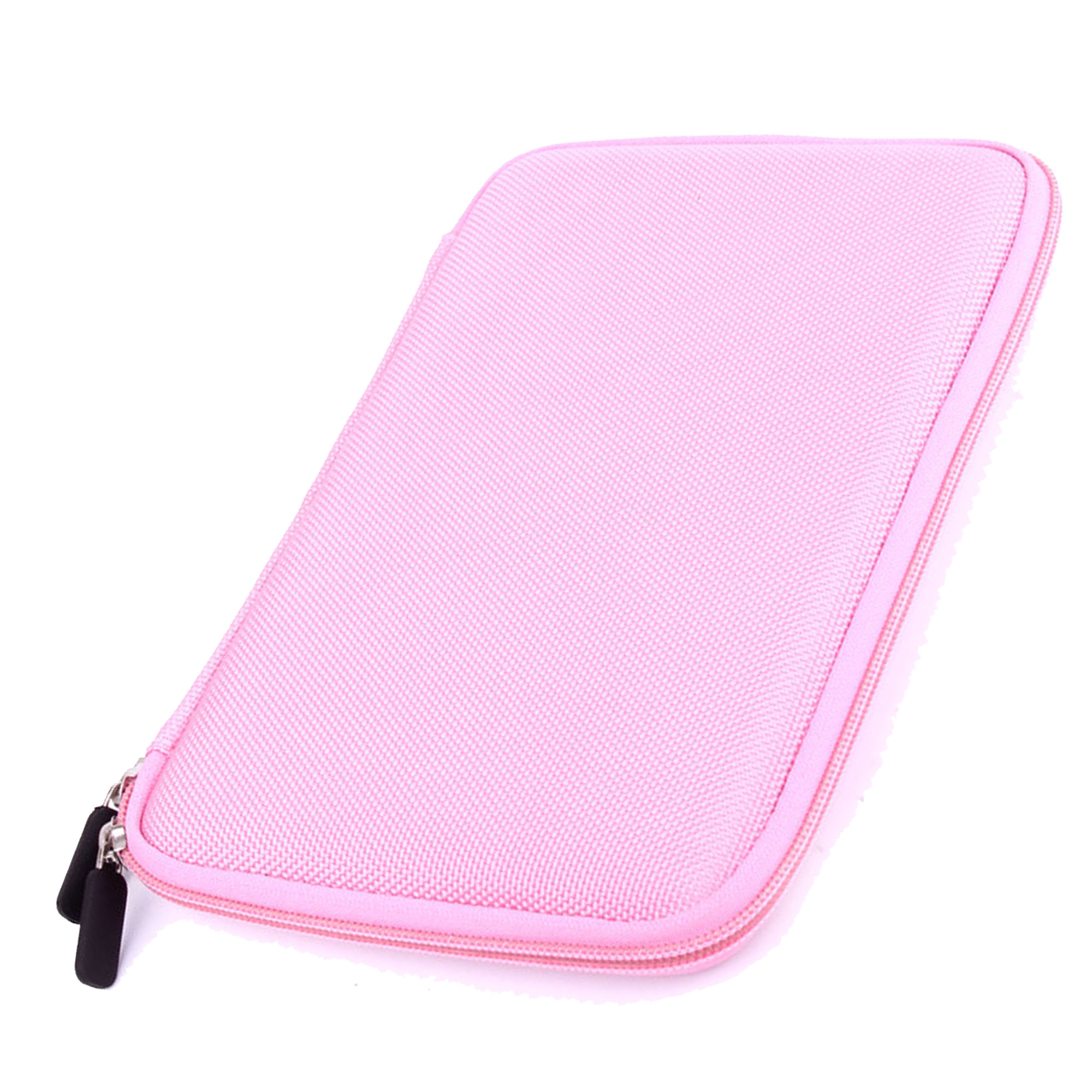 Housse tui rose rigide compatible avec tablette mpman for Housse tablette 8 pouces