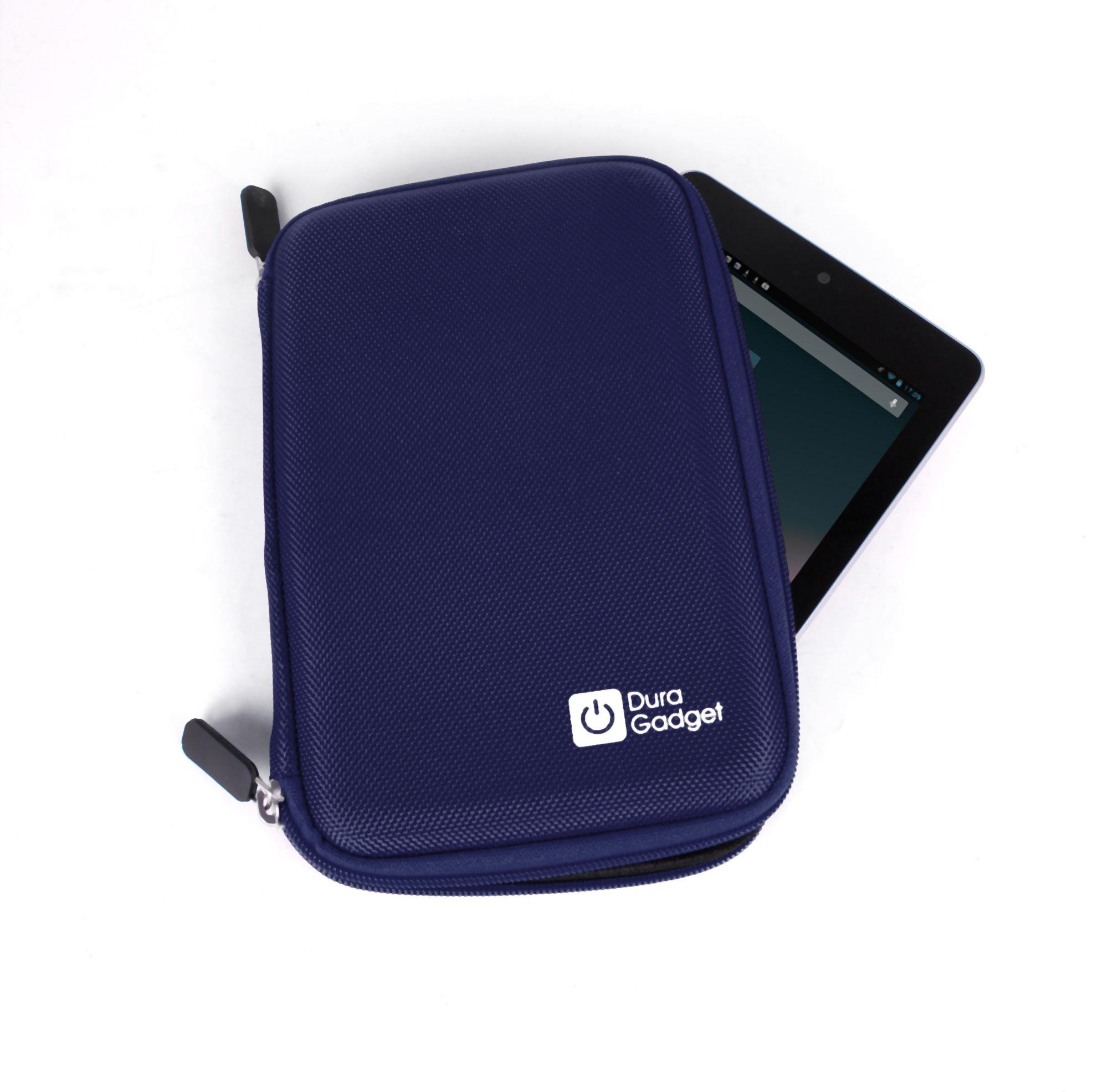 Etui bleu coque rigide pour tablette lenovo ideatab - Coque pour tablette ...