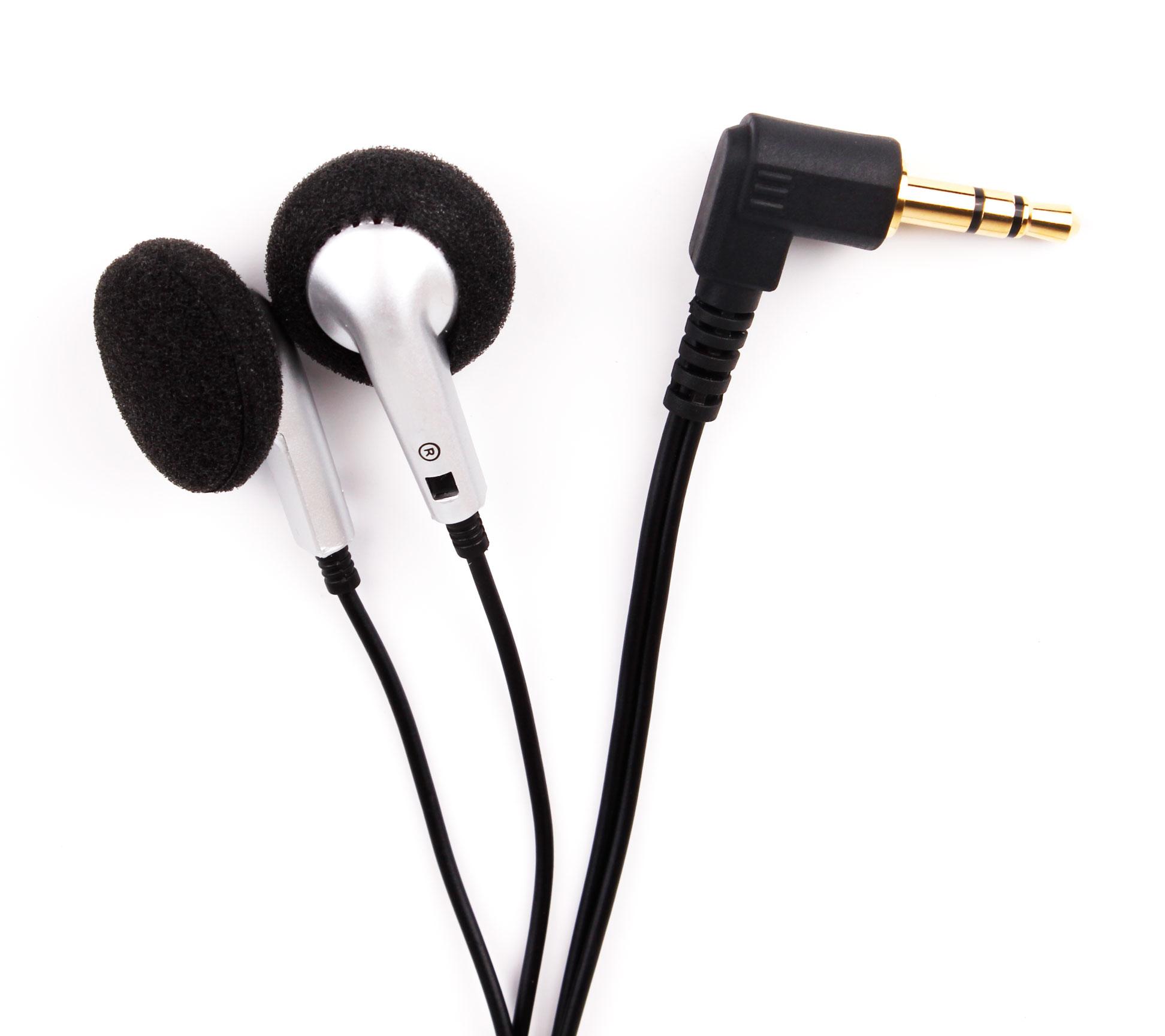 how to wear huawei earphones