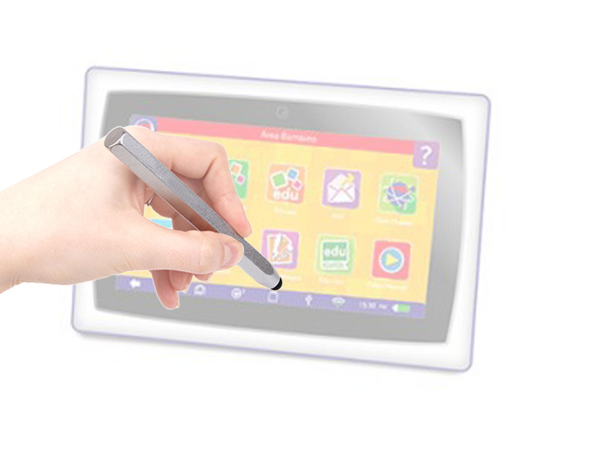 tablette tactile avec stylet hp pro slate 8 et 12 deux. Black Bedroom Furniture Sets. Home Design Ideas