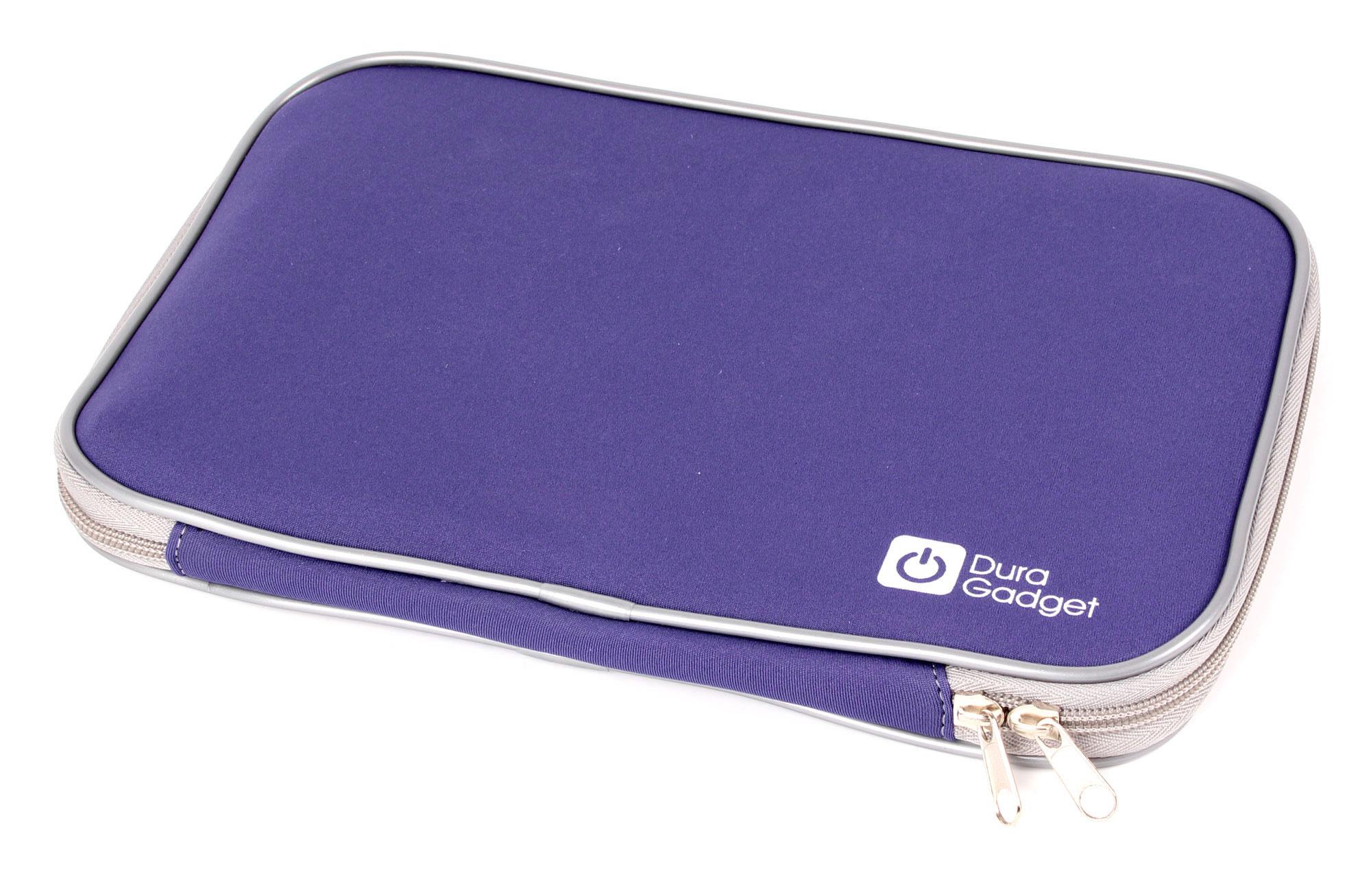 Housse tui bleu fin et souple pour tablette tactile for Housse tablette qilive