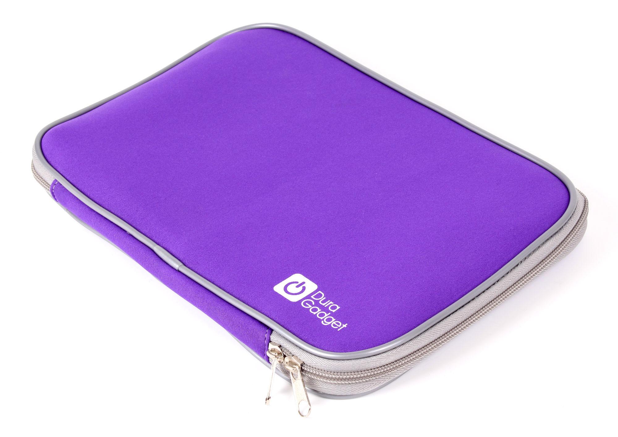 Housse tui violet fin et souple pour tablette tactile for Housse tablette qilive