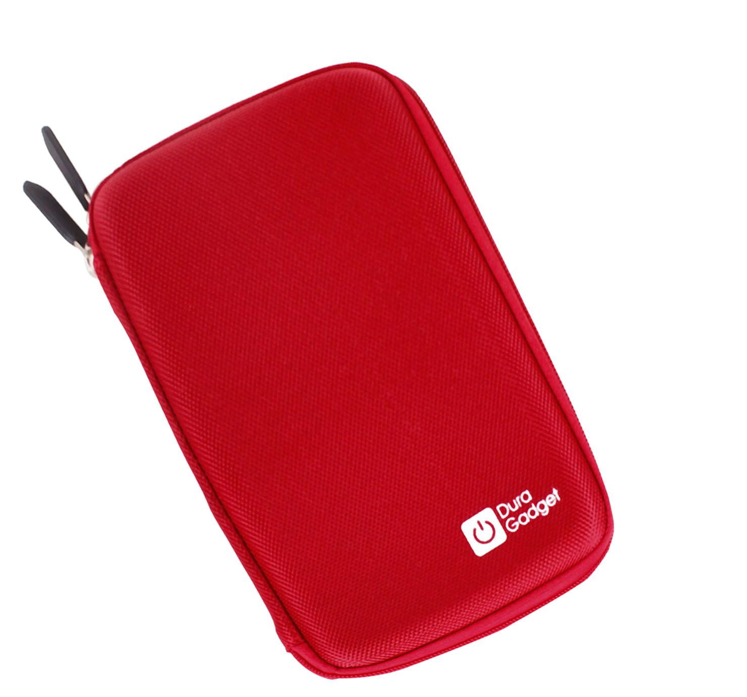 etui housse rigide rouge pour tablettes tactiles 10 pouces. Black Bedroom Furniture Sets. Home Design Ideas