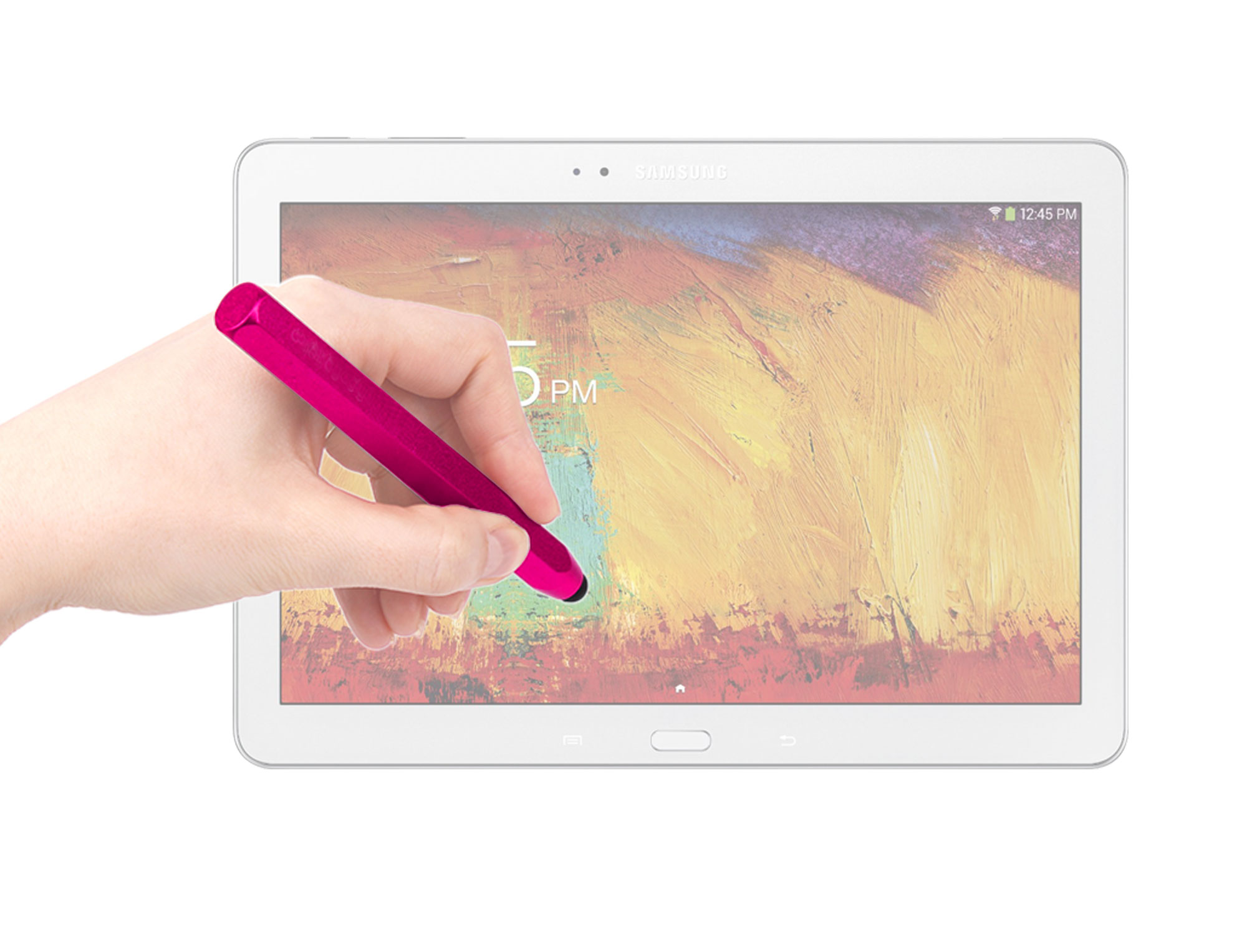 stylet rose pour tablette tactile samsung galaxy note 10. Black Bedroom Furniture Sets. Home Design Ideas