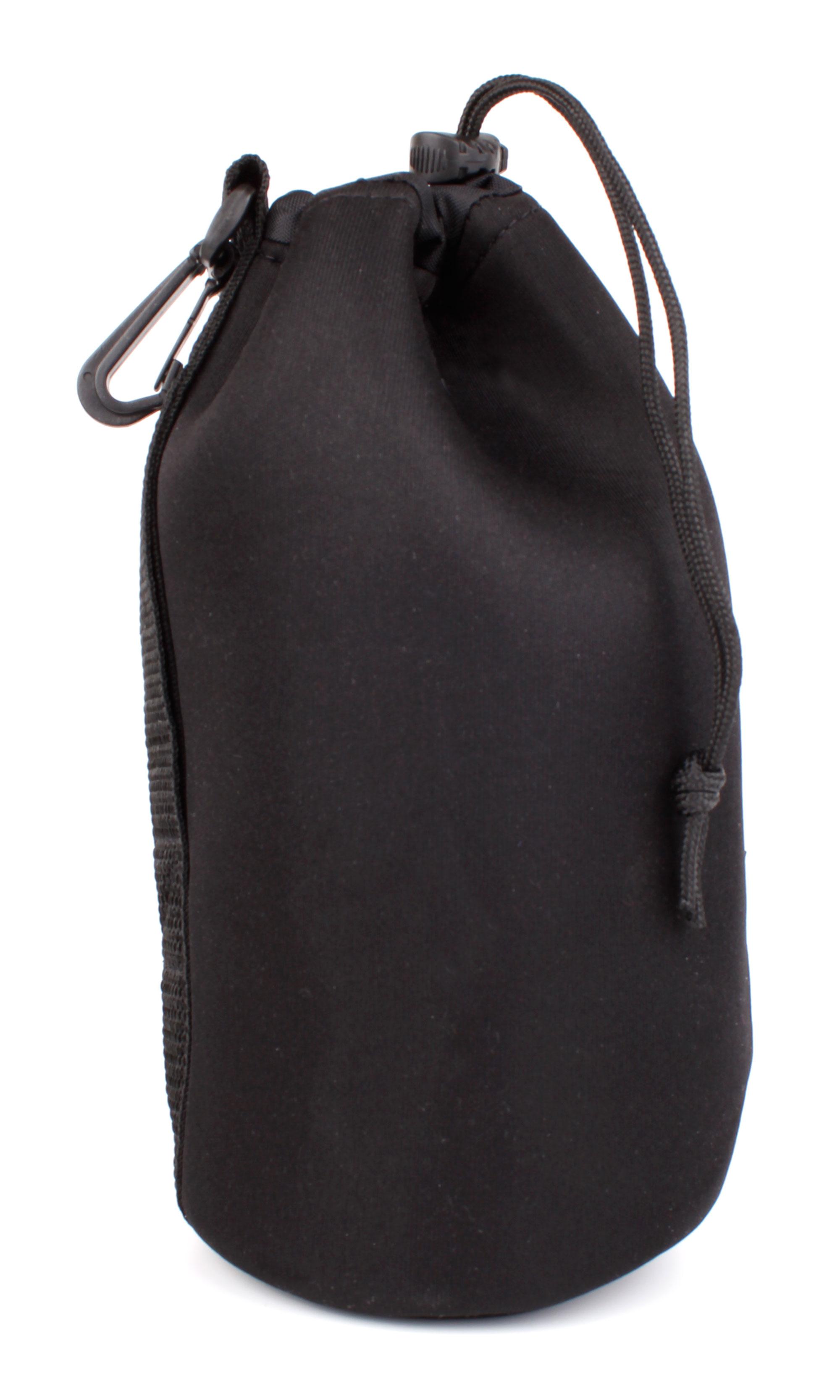 Etui housse pochette noir rembourr pour mini enceinte jbl for Housse jbl pulse 3