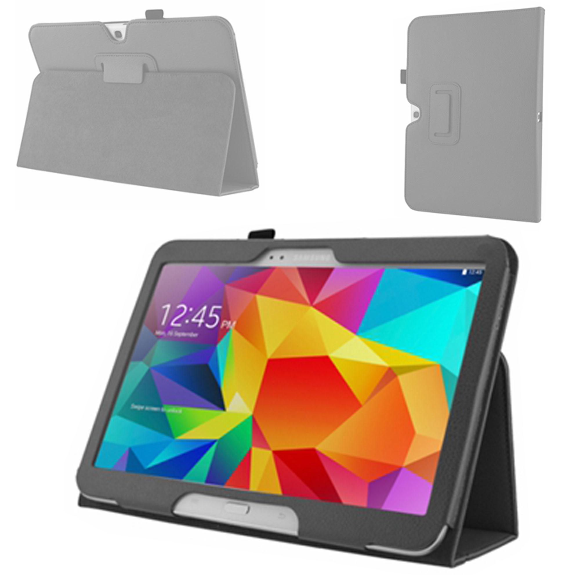 etui noir avec stand de maintien pour tablette tactile. Black Bedroom Furniture Sets. Home Design Ideas