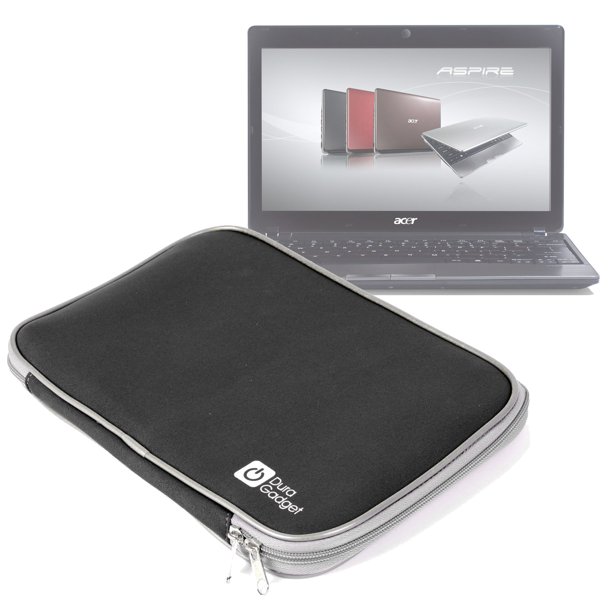 Strong Laptop Carry Case/Holder/Sleeve For Acer Aspire 11.6