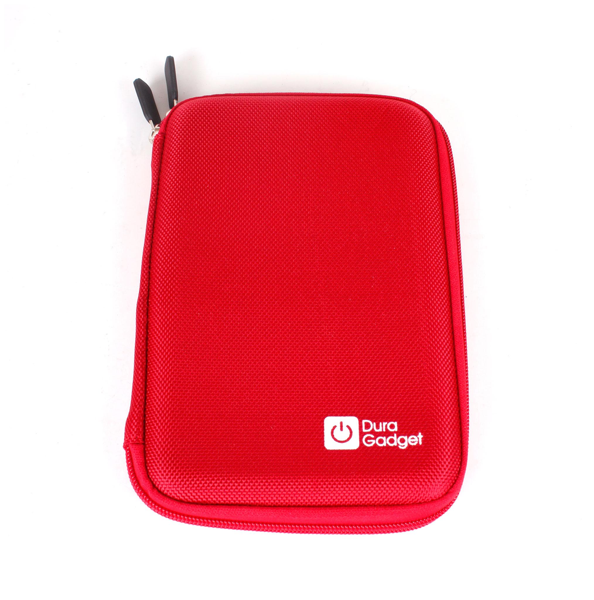 Pochette housse tui rouge pour tablette enfant tabeo 7 - Pochette pour tablette samsung ...