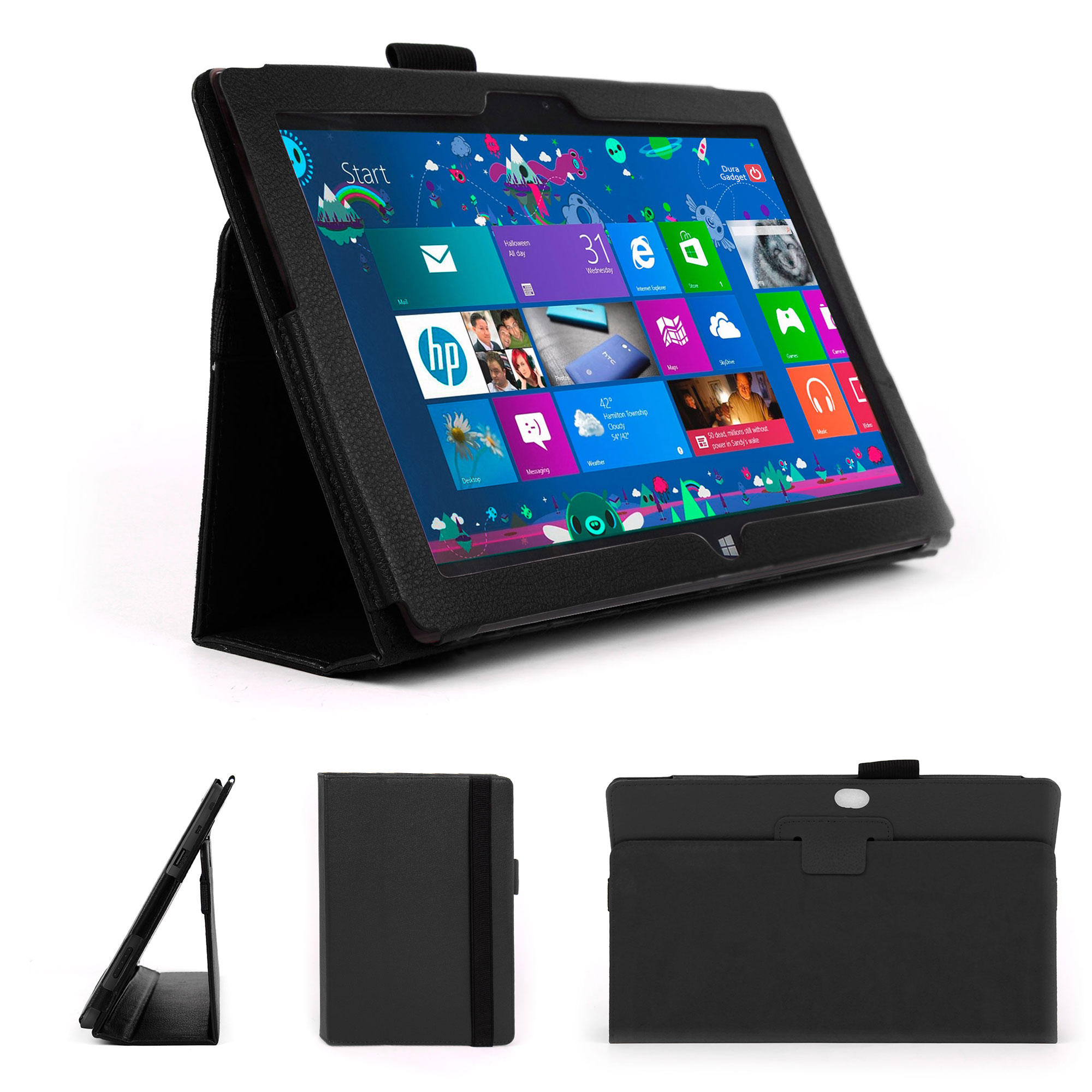 schutzh lle f r microsoft surface windows rt tablet. Black Bedroom Furniture Sets. Home Design Ideas