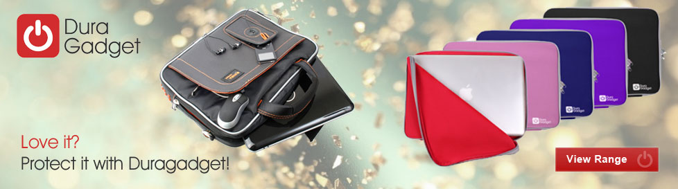 DURAGADGET's quality range of Laptop cases and accessories