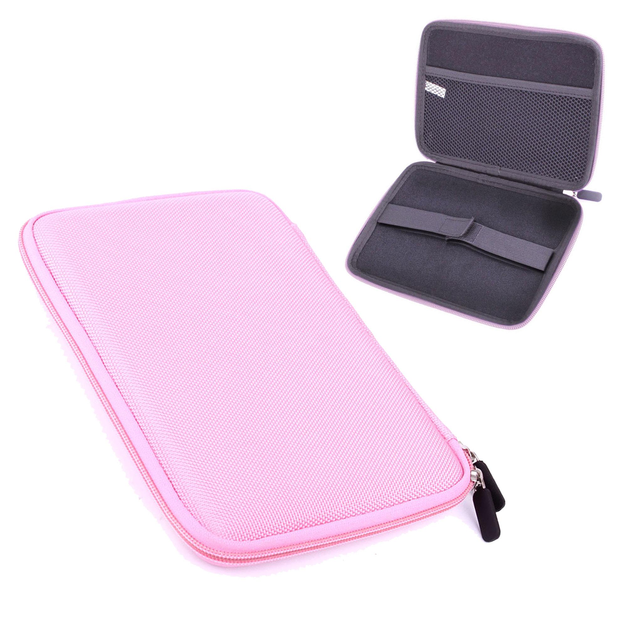 housse tui rose de protection pour la tablette tactile tab750 par logicom ebay. Black Bedroom Furniture Sets. Home Design Ideas
