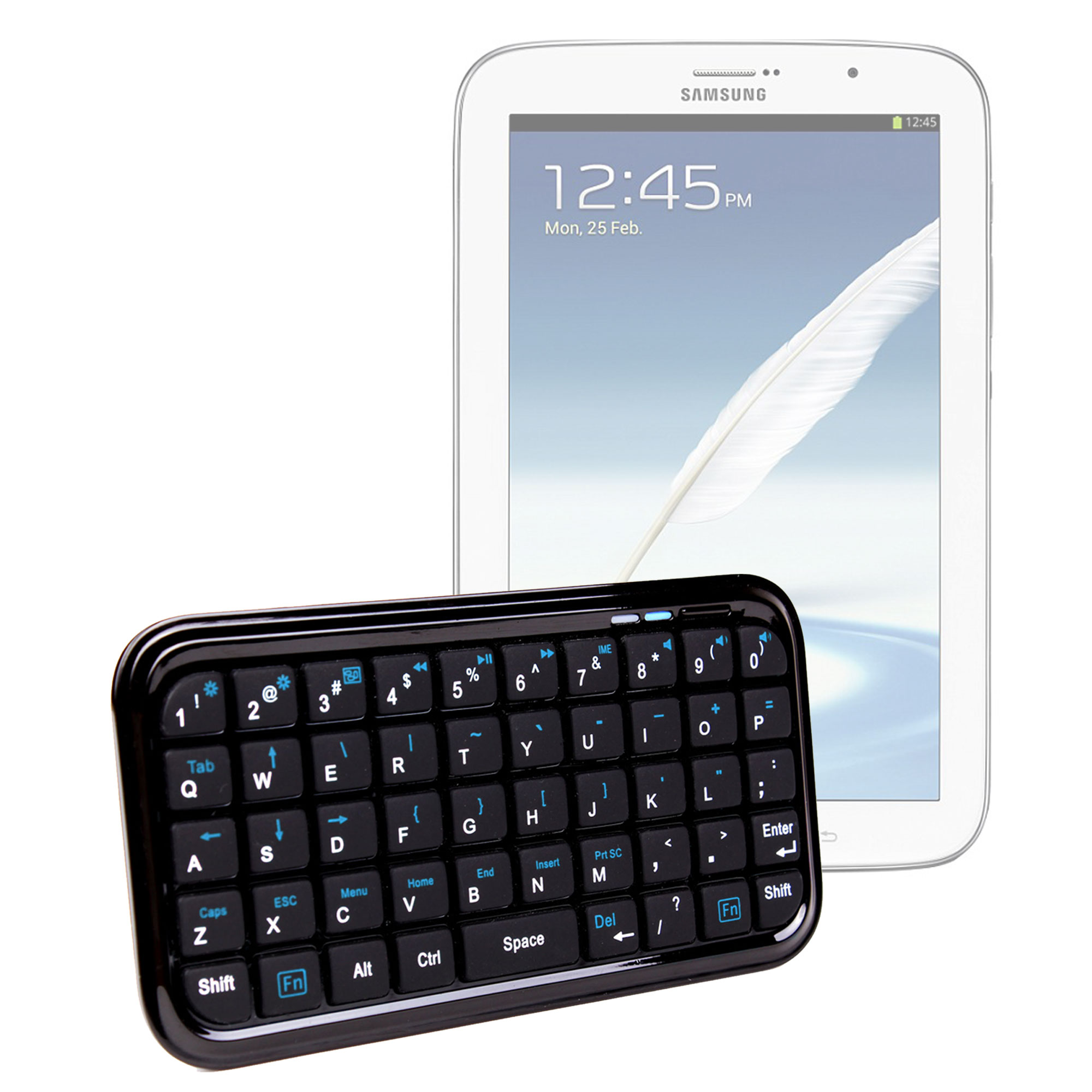 clavier mini bluetooth pour tablette samsung galaxy note 8 0 gt n5100 gt n5110 enlarged preview. Black Bedroom Furniture Sets. Home Design Ideas