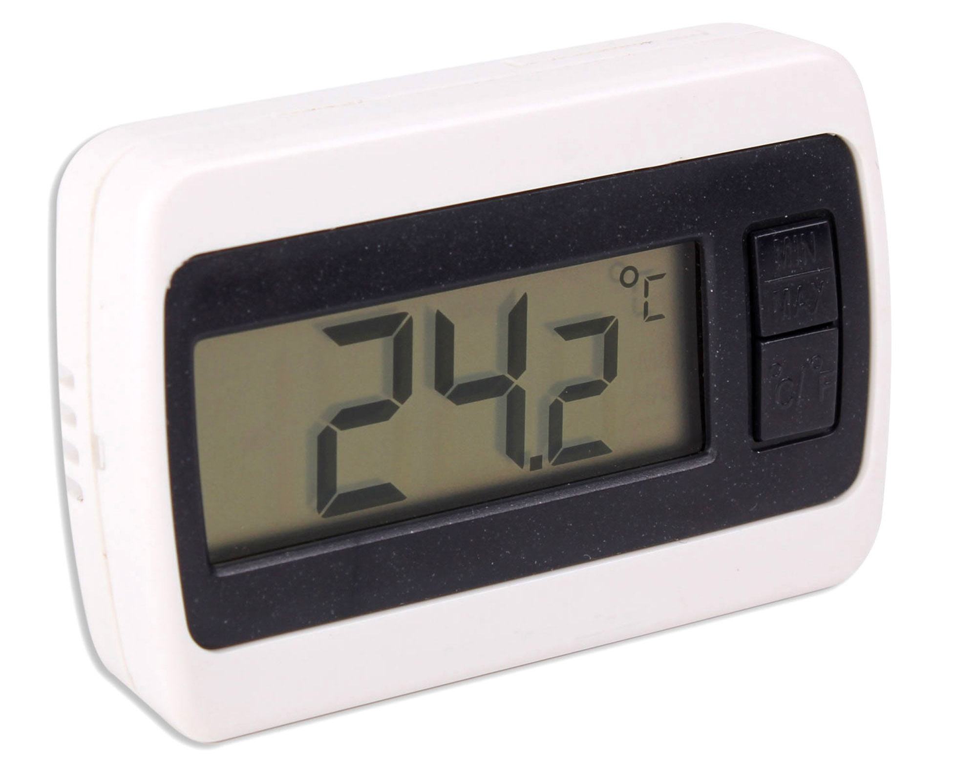 Duragadget Wall Hang Indoor Lcd Digital Display