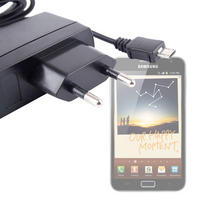 View Item Handy Travel Charger For Samsung Galaxy SIII; Galaxy S II &amp; Google Nexus S ScLCD