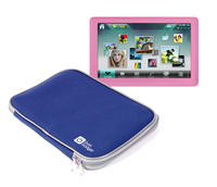 View Item Portable DVD Player Case w/ Strong Dual Zip For Elonex 50PMP Perfect Pink, DV730