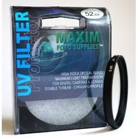 View Item 52mm UV Lens Filter Protector Fits Panasonic Lumix G Series Cameras