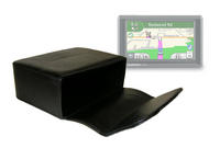 View Item Leather Case For TomTom's Inc. Go Live 820, Via Live 120, Start2 & XL Europe 22