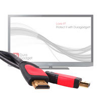 View Item High Powered HDMI Multimedia Cable With Extra Insulation And 1.3 Metre Length