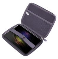 View Item Black Hard EVA Tablet PC Carry Case Bag Fits New Google Nexus 7 Android Tab