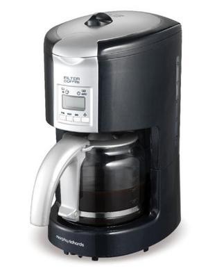 Morphy Richards Filter Coffee Maker 47049 : MORPHY RICHARDS COMPLIMENTS 47049 FILTER COFFEE MAKER ...