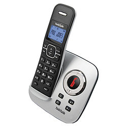 TALK TALK 3020 DIGITAL CORDLESS PHONE ANSWER MACHINE